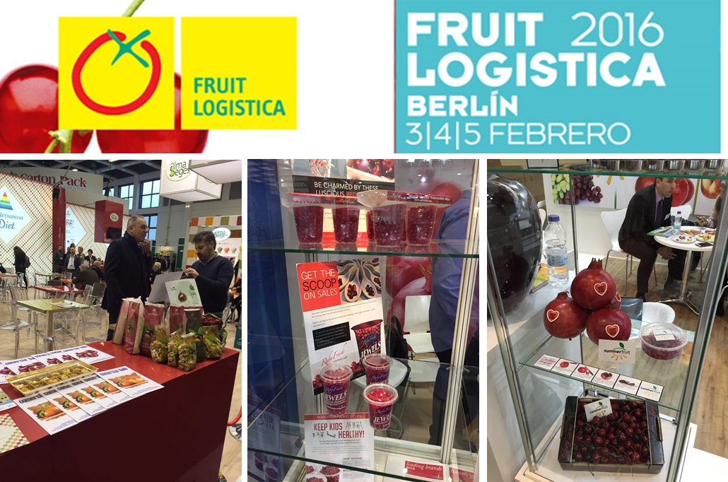 FRUIT LOGISTICA 2016 - BERLÍN