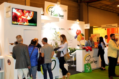 Nuestros stand en Fruit Attraction